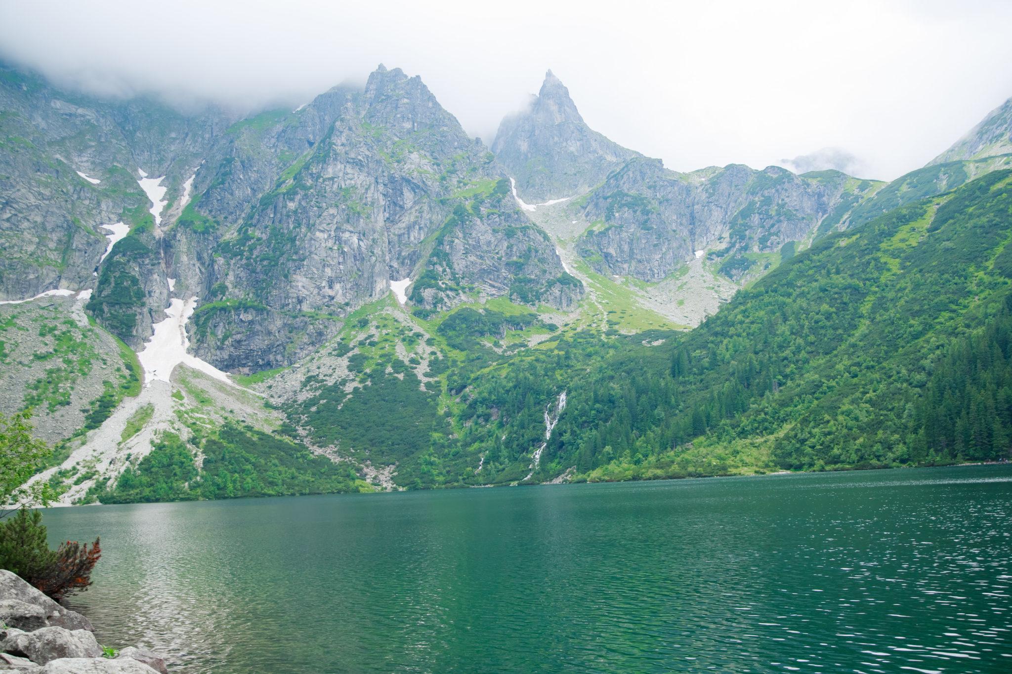 самое высокое озеро над уровнем моря